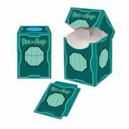 PRO 100+ Deck Box - Rick and Morty - V1 Thumb Nail