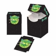 PRO 100+ Deck Box - Rick and Morty - V3 Thumb Nail