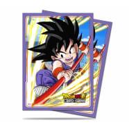 UltraPro Deck Protector - Dragon Ball Super - Explosive Spirit Son Goku (65) Thumb Nail