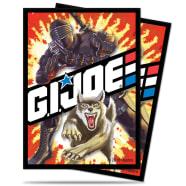 UltraPro Deck Protector - G.I. Joe - Snake Eyes (100) Thumb Nail