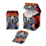 PRO 100+ Deck Box - G.I. Joe - Cobra Commander Thumb Nail