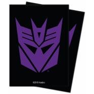 UltraPro Deck Protector - Transformers - Decepticons (100) Thumb Nail