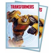 UltraPro Deck Protector - Transformers - Bumblebee (100) Thumb Nail