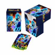 Deck Box - Dragon Ball Super - Goku, Vegeta, and Broly Thumb Nail