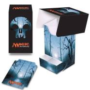 Deck Box - Magic - Full View - Mana Series 5 - Swamp (w/Tray) Thumb Nail