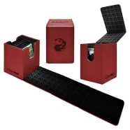 Deck Box - UltraPro - Magic - Alcove Flip Box - Mountain Thumb Nail
