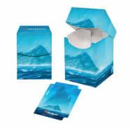 PRO 100+ Deck Box - Magic - Unstable - Island Thumb Nail