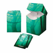 PRO 100+ Deck Box - Magic - Unstable - Forest Thumb Nail