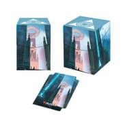 PRO 100+ Deck Box - Guilds of Ravnica - Azorius Senate Thumb Nail