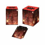PRO 100+ Deck Box - Guilds of Ravnica - Cult of Rakdos Thumb Nail