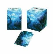 PRO 100+ Deck Box - Ultimate Masters - Dark Depths Thumb Nail