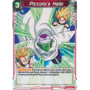 Piccolo's Help Thumb Nail