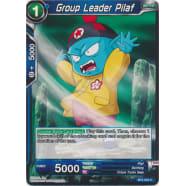 Group Leader Pilaf Thumb Nail