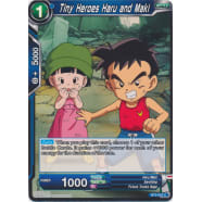 Tiny Heroes Haru and Maki Thumb Nail