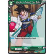 Bundle of Curiosity Son Goku Thumb Nail