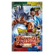Dragon Ball Super TCG - Universal Onslaught - Booster Pack Thumb Nail