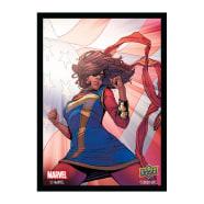 Marvel Card Sleeves: Ms. Marvel (65) Thumb Nail