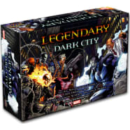 Legendary Marvel Deckbuilding Game: Dark City Expansion Thumb Nail