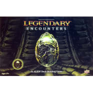 Legendary Encounters: Alien Deckbuilding Game Thumb Nail
