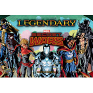 Legendary Marvel Deckbuilding Game: Secret Wars Expansion Thumb Nail