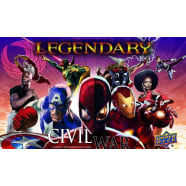 Legendary Marvel Deckbuilding Game: Civil War Expansion Thumb Nail