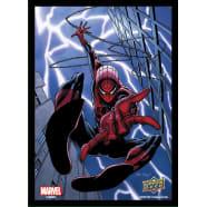 Marvel Card Sleeves: Spider-Man (65) Thumb Nail