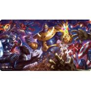 Marvel Card Playmat: Thanos Thumb Nail