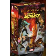 Legendary Marvel Deckbuilding Game: New Mutants Expansion Thumb Nail