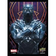 Marvel Card Sleeves: Black Panther (65) Thumb Nail