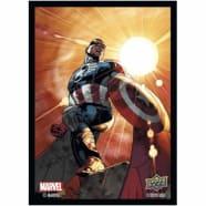 Marvel Card Sleeves: Captain America Sam Wilson (65) Thumb Nail