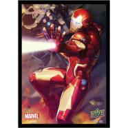 Marvel Card Sleeves: Iron Man (65) Thumb Nail