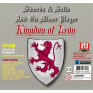 Swords & Sails: Kingdom of Leon Minor Player Add-On Thumb Nail
