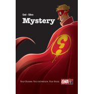 Graphic Novel Adventures: Mystery! Thumb Nail