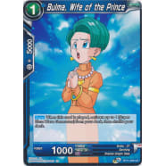 Bulma, Wife of the Prince Thumb Nail