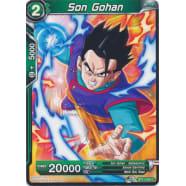 Son Gohan (Green) Thumb Nail