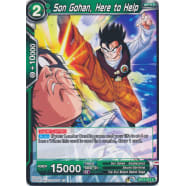 Son Gohan, Here to Help Thumb Nail