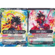 SS4 Son Goku, Guardian of History / Son Goku Thumb Nail