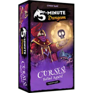5-Minute Dungeon: Curses! Foiled Again! Expansion Thumb Nail