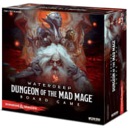 D&D - Waterdeep: Dungeon of the Mad Mage Standard Edition