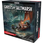 Dungeons & Dragons Ghosts of Saltmarsh Board Game Expansion (Premium Edition) Thumb Nail