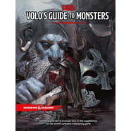 Dungeons & Dragons: Volo's Guide to Monsters (Fifth Edition) Thumb Nail