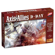 Axis and Allies: D-Day Board Game Thumb Nail