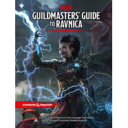 Dungeons & Dragons: Guildmasters' Guide to Ravnica (Fifth Edition) Thumb Nail