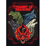 Dungeons & Dragons: Tyranny of Dragons Alternate Cover (Fifth Edition) Thumb Nail