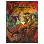 Dungeons & Dragons: Mythic Odysseys of Theros - Alternate Cover (Fifth Edition) Thumb Nail