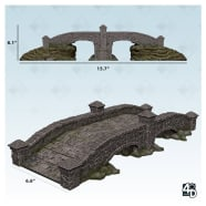 WizKids 4D Settings: Stone Bridge Thumb Nail