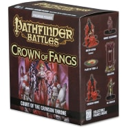 Pathfinder Battles: Crown of Fangs - Court of the Crimson Throne Case Incentive Thumb Nail
