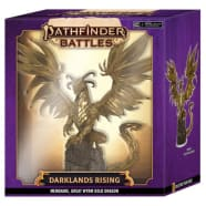 Pathfinder Battles : Darklands Rising: Mengkare Great Wyrm Premium Set Thumb Nail