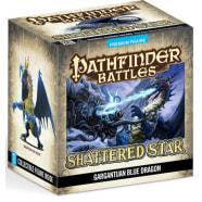 Pathfinder Battles: Shattered Star Gargantuan Blue Dragon Thumb Nail