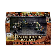 Pathfinder Battles: Iconic Heroes Box Set IV Thumb Nail